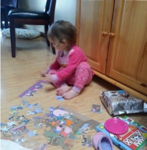 ways children play - puzzle