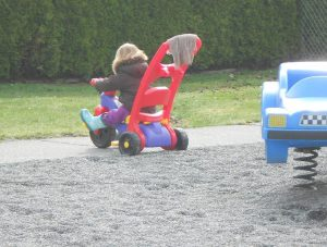 transportation activities playground fun