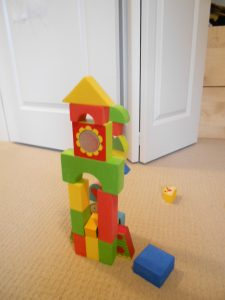 construction imaginative play