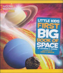 children's space books