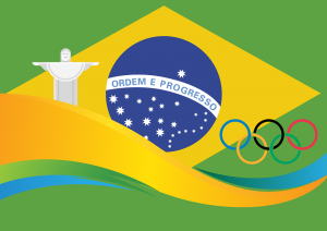 Olympic art for kids