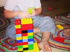 Lego play activities