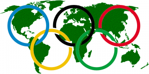 Olympic challenge to connect to nature