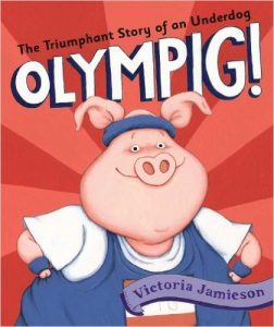 children's books about the Olympics