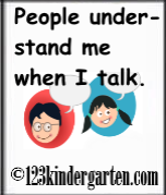 communication skills for kindergarten