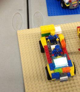 block construction play Lego