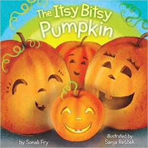 Halloween books treat for kid