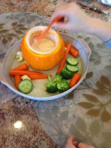 pumpkin-dip-snack