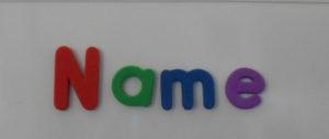 name fun activities