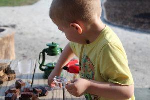 helping children develop creativity