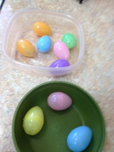 Easter egg science fun