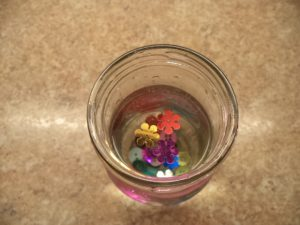 fairy water science experiment for kids